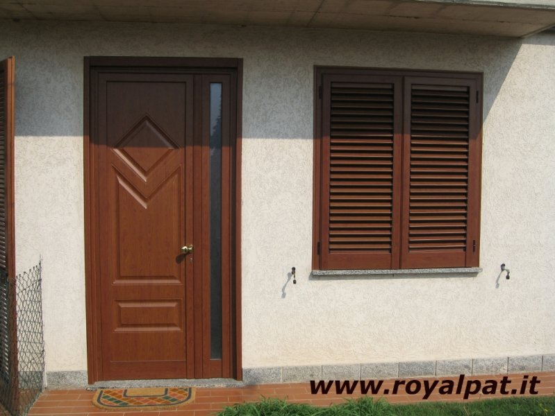 Pannelli aluform royalpat - Porte blindate esterno prezzi ...