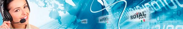 Contatti Royal Pat
