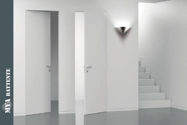 Porte filomuro mya royalpat - Porte invisibili scorrevoli ...